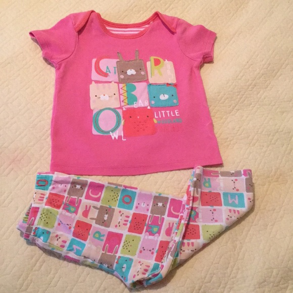 Clothing, Shoes & Accessories Mothercare Baby Girl Summer Pyjamas 18-24 Months